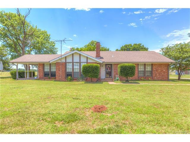 14626 S 161st East Avenue, Bixby, OK 74008 (MLS #1724019) :: The Boone Hupp Group at Keller Williams Realty Preferred
