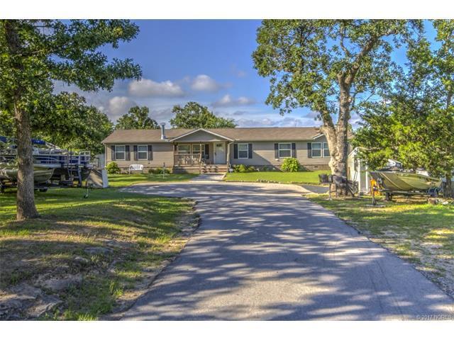 24082 W 105th Street S, Sapulpa, OK 74066 (MLS #1724084) :: The Boone Hupp Group at Keller Williams Realty Preferred