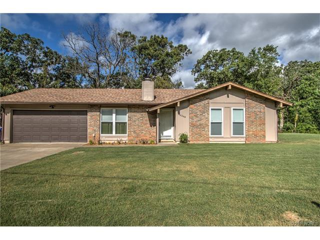 14248 S 261st Avenue, Coweta, OK 74429 (MLS #1724187) :: The Boone Hupp Group at Keller Williams Realty Preferred