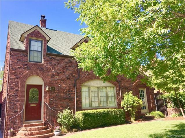 319 E 29th Street, Tulsa, OK 74114 (MLS #1724274) :: The Boone Hupp Group at Keller Williams Realty Preferred