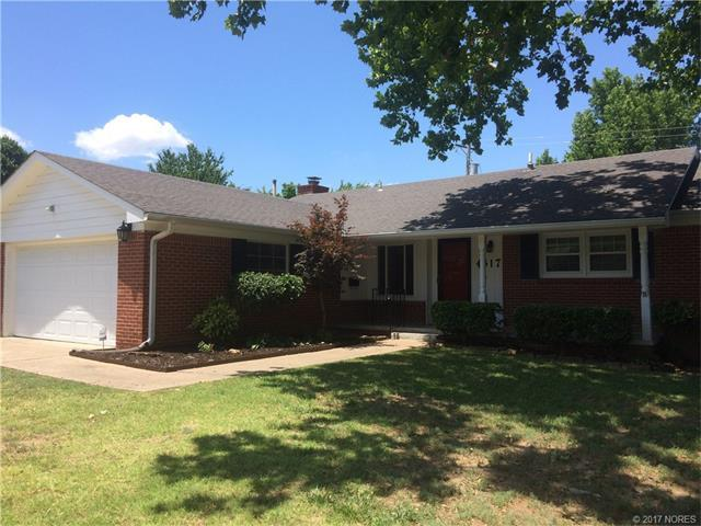 4617 E 58th Street, Tulsa, OK 74135 (MLS #1724296) :: The Boone Hupp Group at Keller Williams Realty Preferred