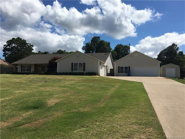 953 Mayfield Road, Sand Springs, OK 74063 (MLS #1724301) :: The Boone Hupp Group at Keller Williams Realty Preferred