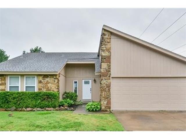 1405 Fulton Place, Broken Arrow, OK 74012 (MLS #1724323) :: The Boone Hupp Group at Keller Williams Realty Preferred