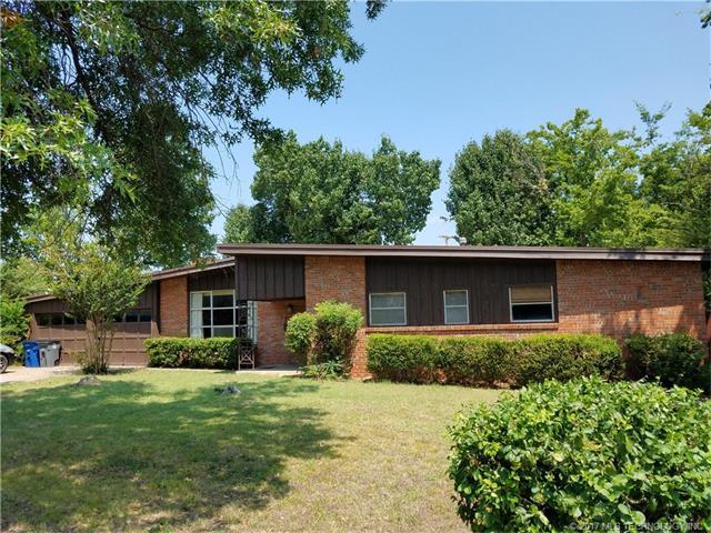 6007 E 32nd Street, Tulsa, OK 74135 (MLS #1730398) :: The Boone Hupp Group at Keller Williams Realty Preferred