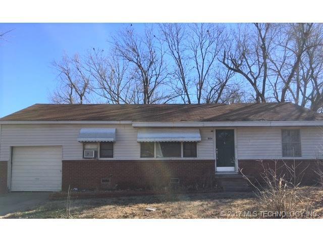 1605 S Birch Avenue, Broken Arrow, OK 74012 (MLS #1730712) :: The Boone Hupp Group at Keller Williams Realty Preferred