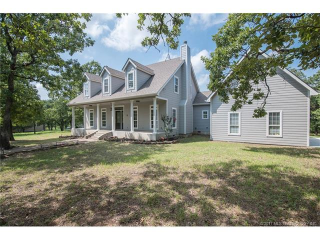 5109 W 165th Street North, Skiatook, OK 74070 (MLS #1730973) :: The Boone Hupp Group at Keller Williams Realty Preferred