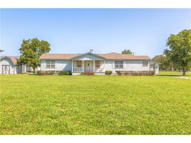 21452 S 315 Avenue E, Coweta, OK 74429 (MLS #1731305) :: The Boone Hupp Group at Keller Williams Realty Preferred