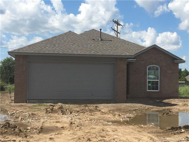 14644 Maple Avenue, Glenpool, OK 74033 (MLS #1731429) :: The Boone Hupp Group at Keller Williams Realty Preferred
