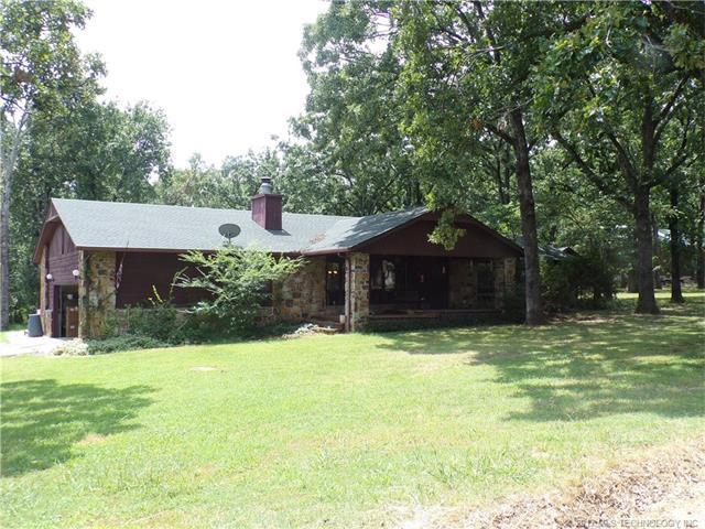 34392 E 698 Road, Wagoner, OK 74467 (MLS #1731677) :: The Boone Hupp Group at Keller Williams Realty Preferred