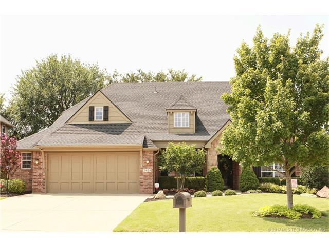2424 W 119th Street S, Jenks, OK 74037 (MLS #1731825) :: The Boone Hupp Group at Keller Williams Realty Preferred