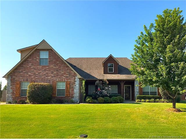17900 E 121st Street N, Collinsville, OK 74055 (MLS #1732136) :: The Boone Hupp Group at Keller Williams Realty Preferred