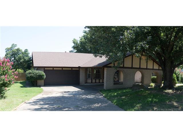 623 Lexington Road, Sapulpa, OK 74066 (MLS #1732363) :: The Boone Hupp Group at Keller Williams Realty Preferred