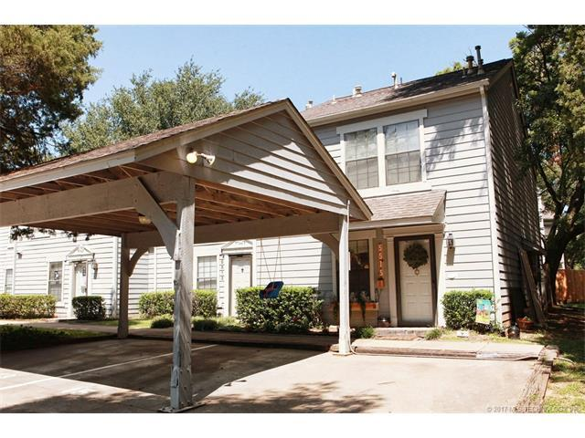 5515 S Atlanta Avenue #22, Tulsa, OK 74105 (MLS #1732370) :: The Boone Hupp Group at Keller Williams Realty Preferred