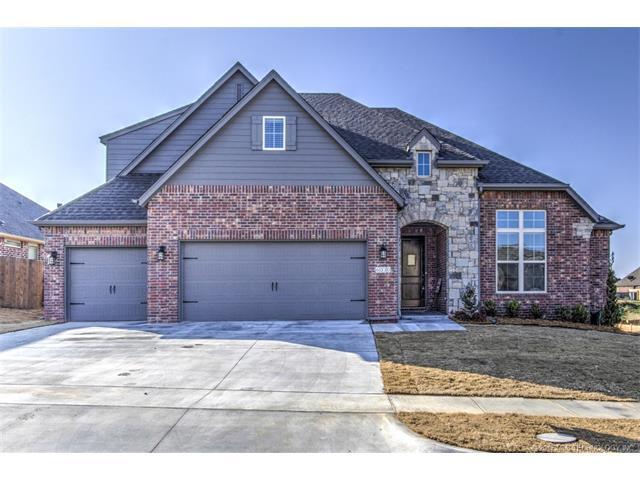 6030 E 143rd Street S, Bixby, OK 74008 (MLS #1732383) :: The Boone Hupp Group at Keller Williams Realty Preferred
