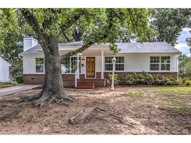 1965 S Scott Street, Sapulpa, OK 74066 (MLS #1732444) :: The Boone Hupp Group at Keller Williams Realty Preferred