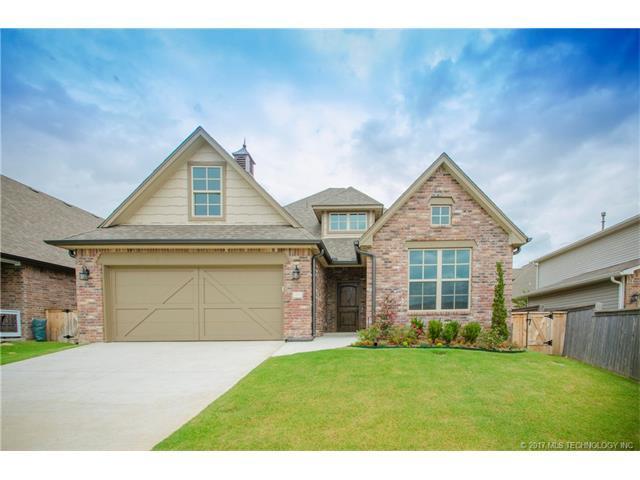 14625 S Toledo Avenue, Bixby, OK 74008 (MLS #1732476) :: The Boone Hupp Group at Keller Williams Realty Preferred