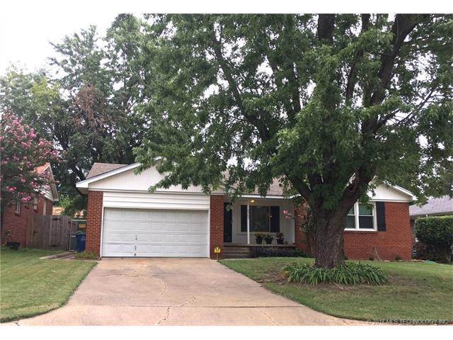 5757 E 24th Street, Tulsa, OK 74114 (MLS #1732568) :: The Boone Hupp Group at Keller Williams Realty Preferred