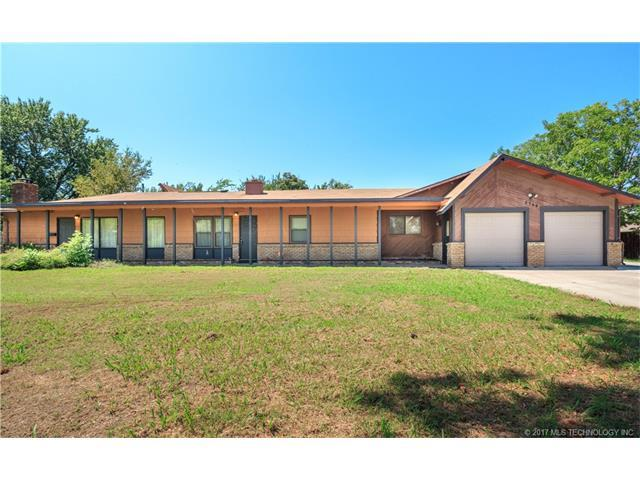 3742 S 82nd East Avenue, Tulsa, OK 74145 (MLS #1732573) :: The Boone Hupp Group at Keller Williams Realty Preferred