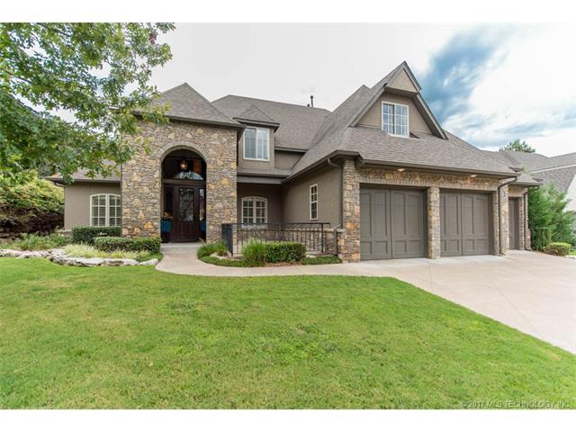 11609 S Richmond Avenue, Tulsa, OK 74137 (MLS #1732601) :: The Boone Hupp Group at Keller Williams Realty Preferred