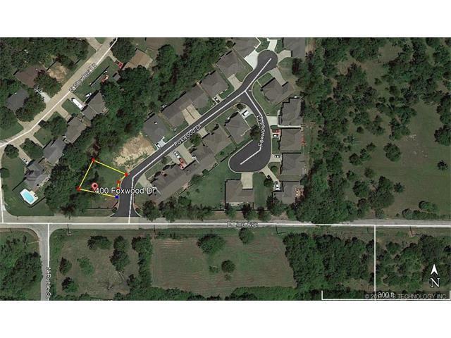 400 Foxwood Drive, Sapulpa, OK 74066 (MLS #1732630) :: The Boone Hupp Group at Keller Williams Realty Preferred