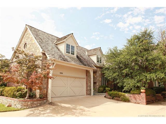 5806 S Indianapolis Avenue, Tulsa, OK 74135 (MLS #1736642) :: The Boone Hupp Group at Keller Williams Realty Preferred