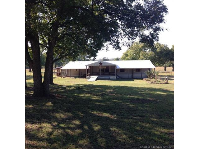 25941 S 45th Street, Porum, OK 74455 (MLS #1737500) :: The Boone Hupp Group at Keller Williams Realty Preferred