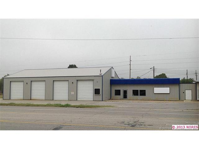212 N Mill Street, Pryor, OK 74361 (MLS #1737607) :: The Boone Hupp Group at Keller Williams Realty Preferred