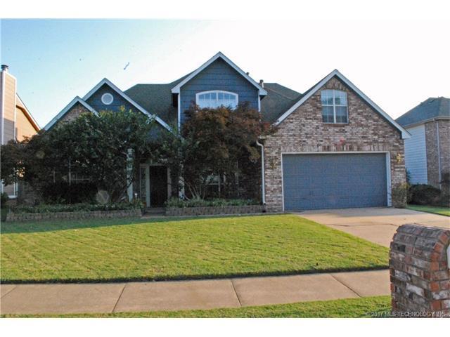 4411 W Urbana Court, Broken Arrow, OK 74012 (MLS #1737828) :: The Boone Hupp Group at Keller Williams Realty Preferred