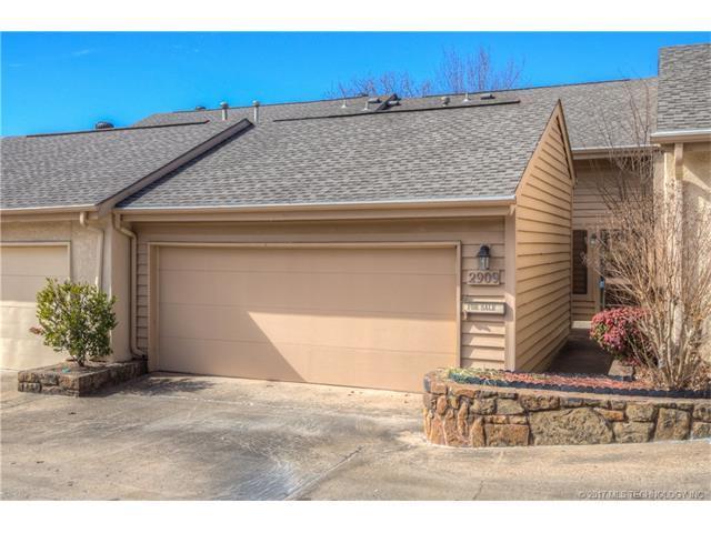 2909 E 85th Street #87, Tulsa, OK 74137 (MLS #1738150) :: The Boone Hupp Group at Keller Williams Realty Preferred
