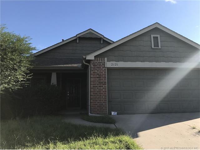 2121 E Concord Street, Broken Arrow, OK 74012 (MLS #1738183) :: The Boone Hupp Group at Keller Williams Realty Preferred