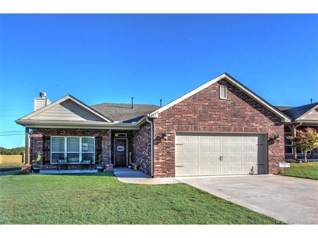 26851 E 142nd Street S, Coweta, OK 74429 (MLS #1738290) :: The Boone Hupp Group at Keller Williams Realty Preferred