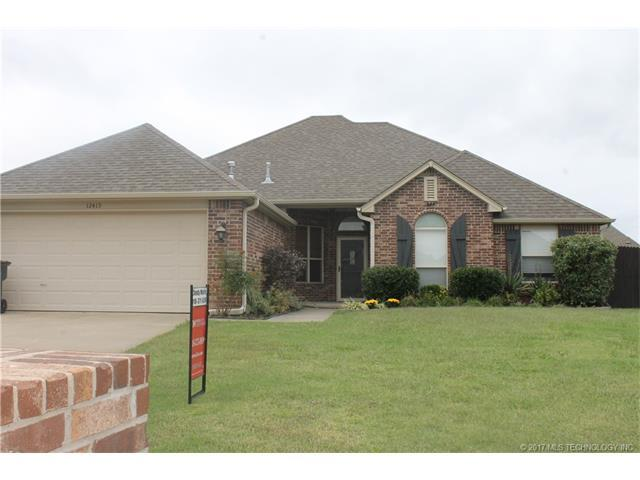 12415 E 129th Street North, Collinsville, OK 74021 (MLS #1738557) :: The Boone Hupp Group at Keller Williams Realty Preferred