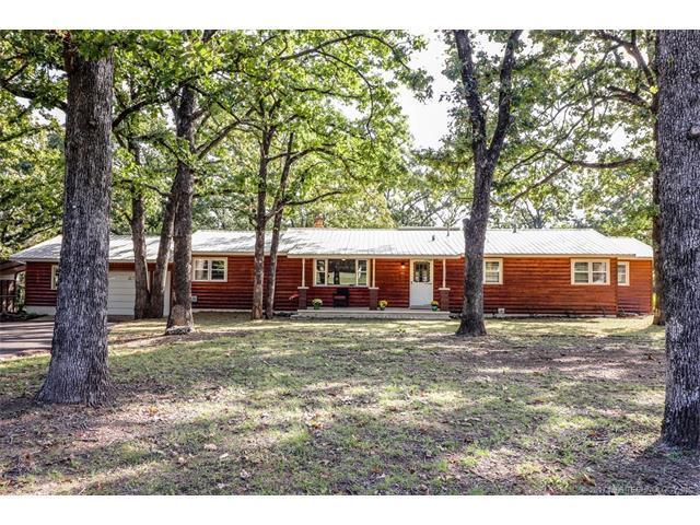 13015 S 273rd East Avenue, Coweta, OK 74429 (MLS #1738573) :: The Boone Hupp Group at Keller Williams Realty Preferred