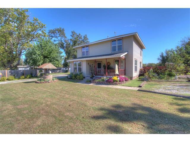 809 S Park Street, Sapulpa, OK 74066 (MLS #1738729) :: The Boone Hupp Group at Keller Williams Realty Preferred