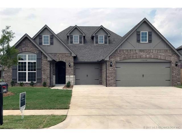 13664 S Iroquois Avenue, Glenpool, OK 74033 (MLS #1738833) :: The Boone Hupp Group at Keller Williams Realty Preferred
