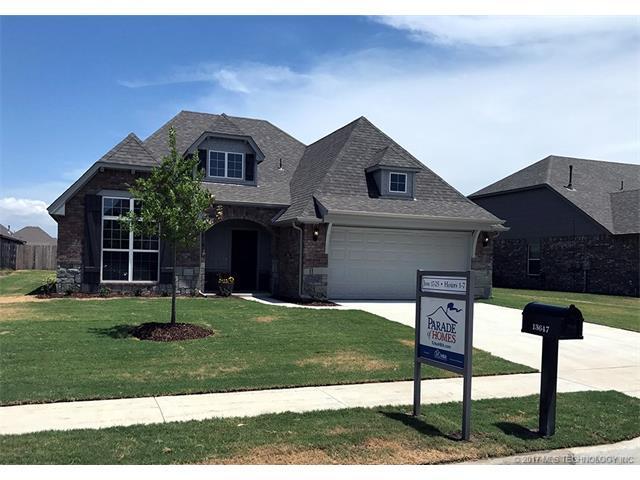 13647 S Kenosha Avenue, Glenpool, OK 74033 (MLS #1738849) :: The Boone Hupp Group at Keller Williams Realty Preferred