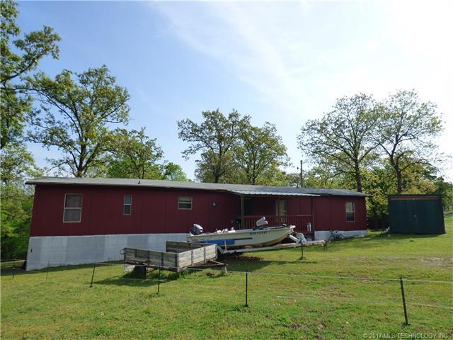 428857 E 1131 Road, Porum, OK 74455 (MLS #1738879) :: The Boone Hupp Group at Keller Williams Realty Preferred