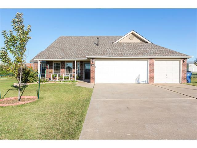 11973 N 158TH East Avenue, Collinsville, OK 74021 (MLS #1739018) :: The Boone Hupp Group at Keller Williams Realty Preferred