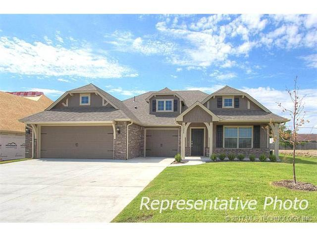 16772 E 115th Street North, Owasso, OK 74055 (MLS #1739188) :: The Boone Hupp Group at Keller Williams Realty Preferred