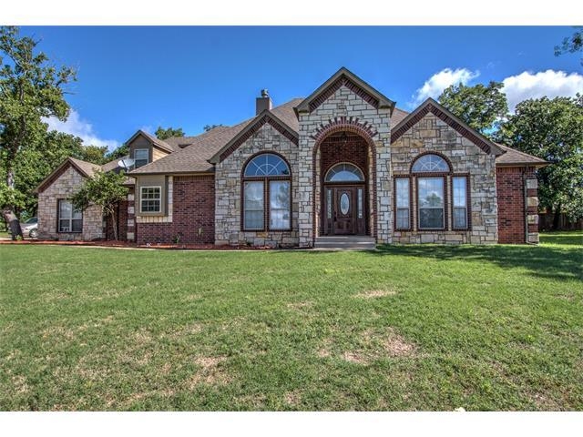 1125 Pond Creek Drive, Sand Springs, OK 74063 (MLS #1739201) :: The Boone Hupp Group at Keller Williams Realty Preferred
