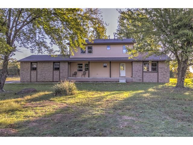 16011 S 97th West Avenue, Sapulpa, OK 74066 (MLS #1739204) :: The Boone Hupp Group at Keller Williams Realty Preferred