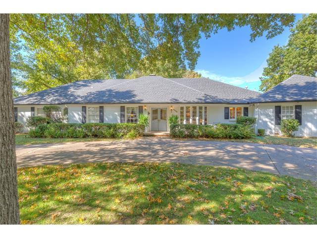 4608 S Knoxville Avenue, Tulsa, OK 74135 (MLS #1739223) :: The Boone Hupp Group at Keller Williams Realty Preferred