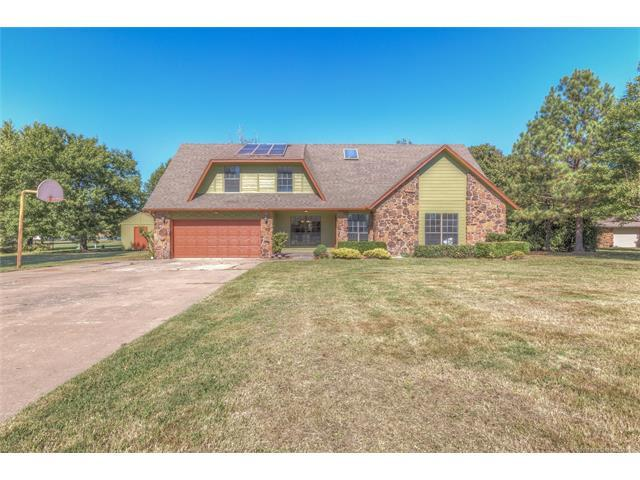 4613 W 86th Street, Tulsa, OK 74132 (MLS #1739288) :: The Boone Hupp Group at Keller Williams Realty Preferred