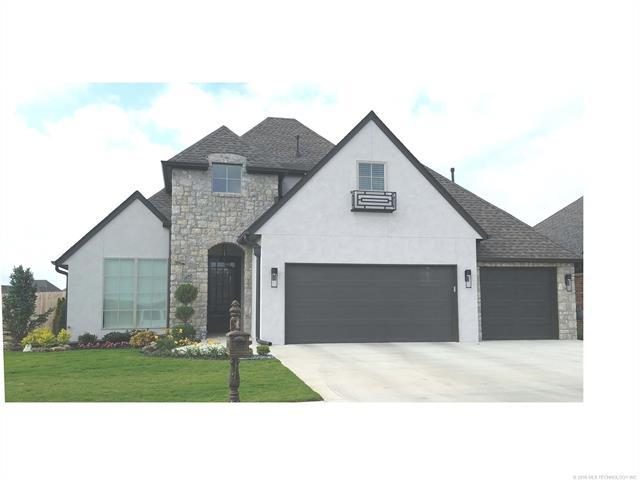 18622 E 45th Street, Tulsa, OK 74134 (MLS #1739323) :: The Boone Hupp Group at Keller Williams Realty Preferred