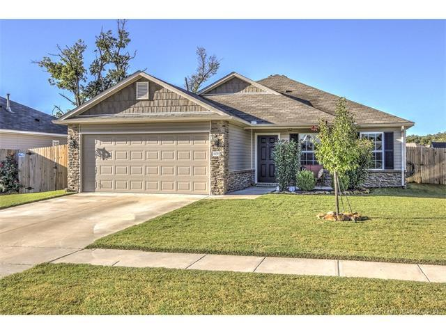 1170 Panther Lane, Sapulpa, OK 74066 (MLS #1739383) :: The Boone Hupp Group at Keller Williams Realty Preferred