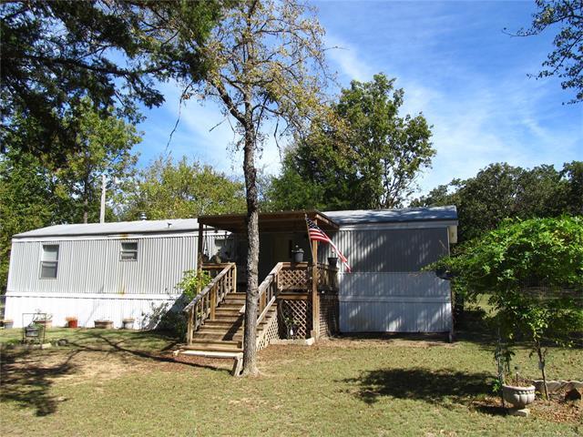 4562 Mockingbird Lane, Kingston, OK 73439 (MLS #1739417) :: The Boone Hupp Group at Keller Williams Realty Preferred