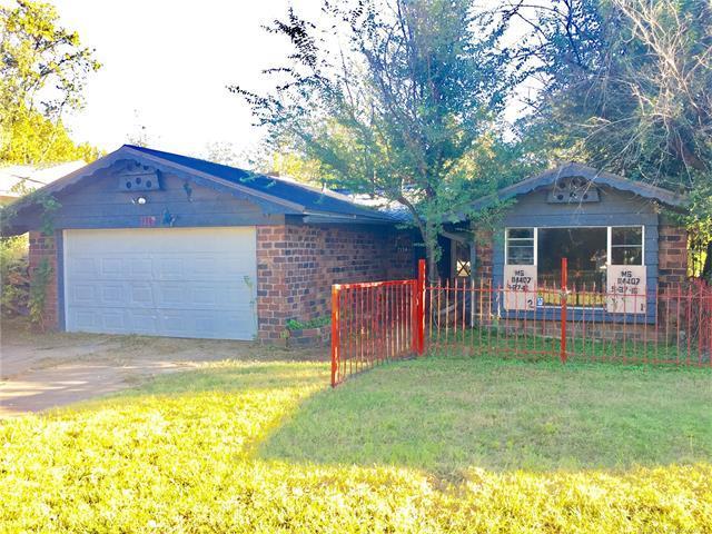 7124 E 7th Street, Tulsa, OK 74112 (MLS #1739475) :: The Boone Hupp Group at Keller Williams Realty Preferred