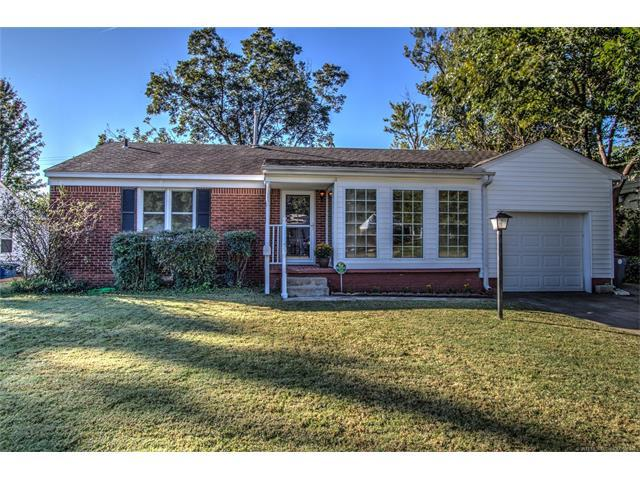 3736 E 39th Place, Tulsa, OK 74135 (MLS #1739476) :: The Boone Hupp Group at Keller Williams Realty Preferred