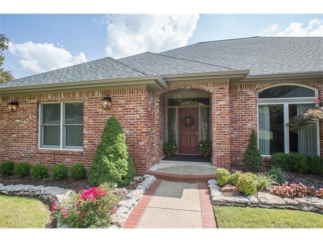 5114 E 79th Street, Tulsa, OK 74136 (MLS #1739477) :: The Boone Hupp Group at Keller Williams Realty Preferred