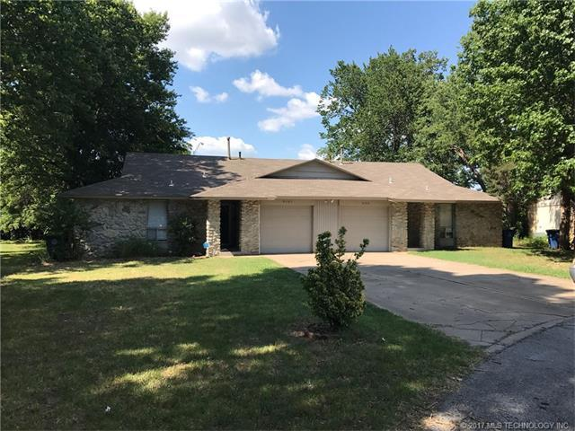 5101-5103 E 32nd Street, Tulsa, OK 74135 (MLS #1739479) :: The Boone Hupp Group at Keller Williams Realty Preferred